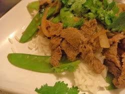 jun -   Szechuan beef