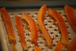 candied_peel quick - Candied orange peel